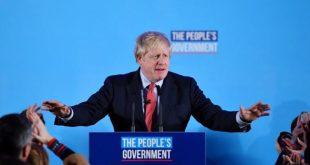 Boris Johnson logra mayoría