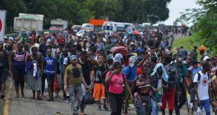 Honduras: Convocan a nueva caravana migrante rumbo a EE.UU. 13