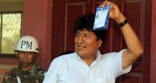 """Informe de la UE detectó """"numerosos errores"""" en elecciones de Bolivia 11"""