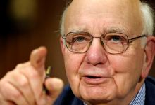 Photo of Muere Paul Volcker, expresidente de la Reserva de EE.UU.