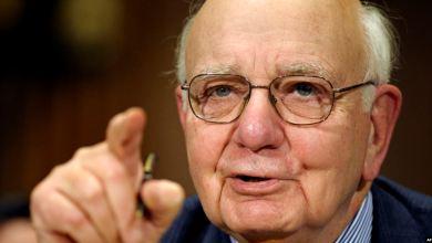 Muere Paul Volcker, expresidente de la Reserva de EE.UU.