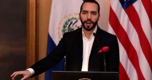 Nayib Bukele dice que El Salvador no está listo para recibir refugiados 6
