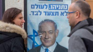 Netanyahu declara victoria en primaria de Likud 12