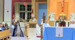 """Obispo Báez a presidente Ortega: """"Nadie es eterno, más que Dios"""""""