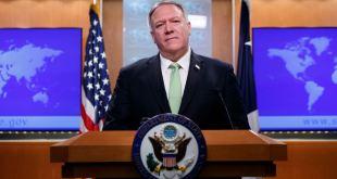 Pompeo sopesa candidatura al Senado con Irán de contexto 8