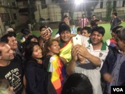 ¿Por qué Evo Morales se refugió en Argentina? 7