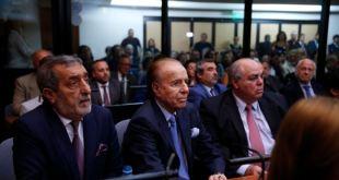 Tribunal argentino revoca condena a expresidente Menem 19