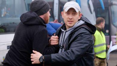 Ucrania y separatistas intercambian prisioneros 2