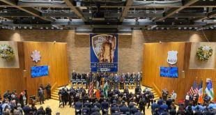 Un dominicano asume como jefe de patrullas de Nueva York 7