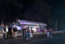 Photo of Una colisión entre un camión y un autobús deja 21 muertos en Guatemala