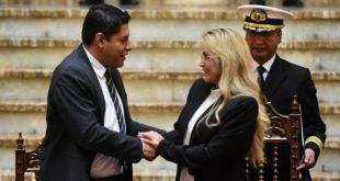 """Áñez presenta informe """"serio y bien fundamentado"""" de los derechos humanos en Bolivia 11"""