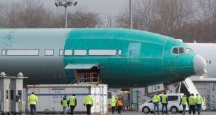 Boeing 777X abre 2020 con su vuelo inaugural 5