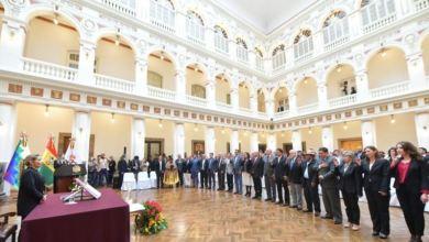 Bolivia: Presidenta interina ajusta su gabinete y reafirma candidatura 5