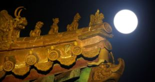 China continental cancela festejos del Año Nuevo Lunar por el coronavirus 11