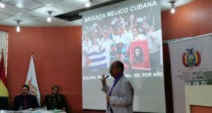 Cubanos que trabajaban en áreas de la salud no eran médicos, denuncia gobierno Bolivia 1