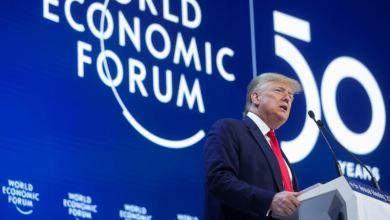 Davos: Trump destaca surgimiento de economía estadounidense 3