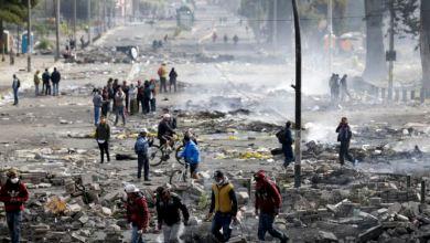 Photo of Ecuador cuestiona informe de CIDH sobre protestas de octubre