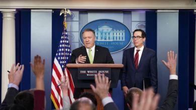 EE.UU. anuncia más sanciones a Irán 2