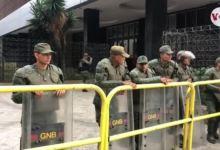 """Photo of EE.UU califica de """"farsa"""" elección en la Asamblea Nacional de Venezuela"""