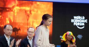 Greta Thunberg: No se necesita ser economista para ver la amenaza del cambio climático 4