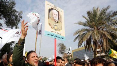 Irak decreta tres días de duelo por muerte de Soleimani en medio de funerales 8