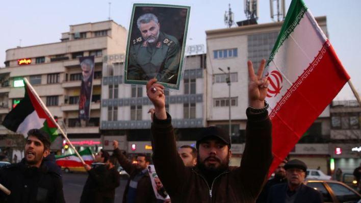 Irán emite señales ambiguas al reducir tensión con EE.UU. 2