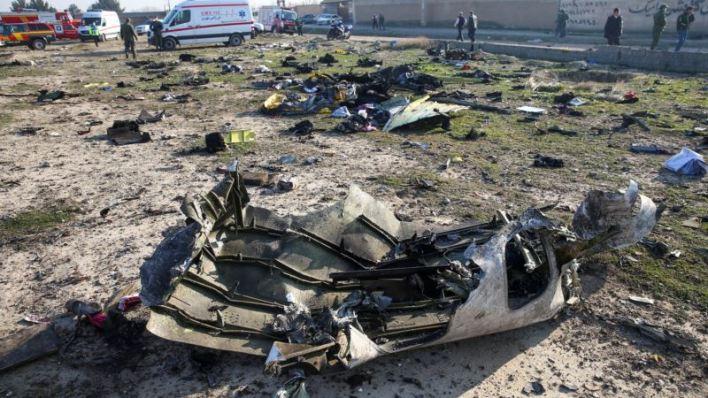 Irán puede haber derribado accidentalmente avión de pasajeros ucraniano 2