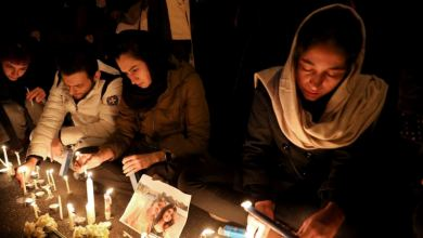 Irán se prepara para protestas tras admitir derribo de avión 2