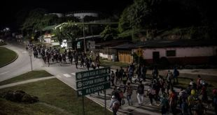 Iraníes detenidos en Honduras pasaron por Nicaragua 5