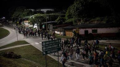 Photo of Iraníes detenidos en Honduras pasaron por Nicaragua