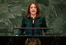 María Fernanda Espinosa, excanciller de Ecuador, busca ser la primera Secretaria General de la OEA 6