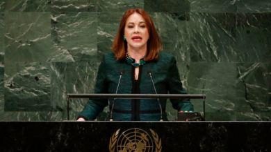 María Fernanda Espinosa, excanciller de Ecuador, busca ser la primera Secretaria General de la OEA 2