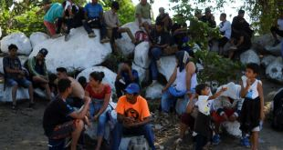 México justifica acciones para frenar caravana de migrantes 19