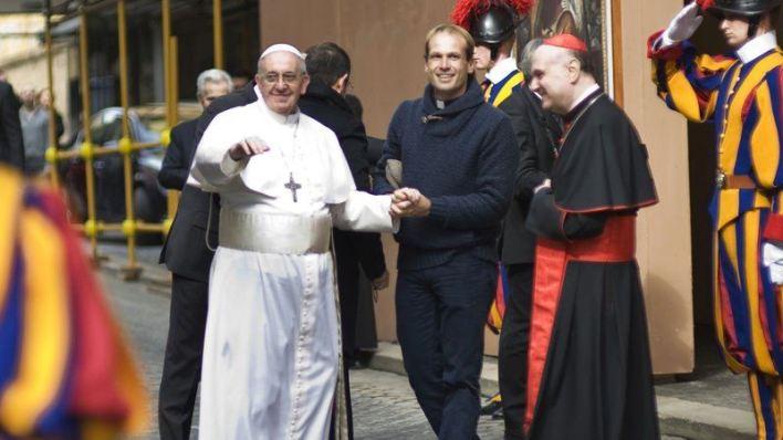 Papa nombra a cura uruguayo como uno de sus secretarios personales 2