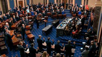 Para juicio a Trump, senadores no podrán hablar ni salir 5