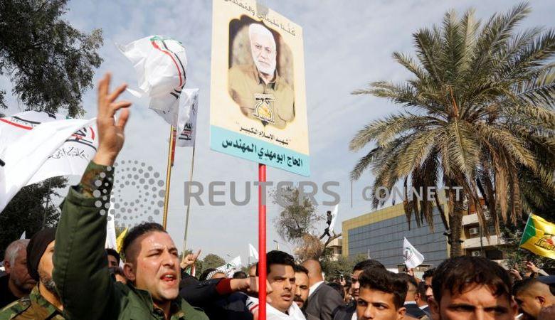 Parlamento iraquí aprueba resolución para poner fin a presencia de tropas extranjeras 1