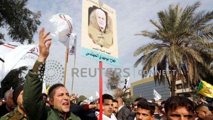 Parlamento iraquí aprueba resolución para poner fin a presencia de tropas extranjeras 2