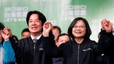 Photo of Pompeo: EE.UU. aplaude la reelección de Tsai como presidenta de Taiwán