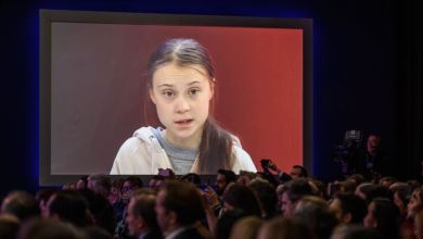 Photo of Postulan a joven activista ambiental Greta Thunberg al Nobel de la Paz