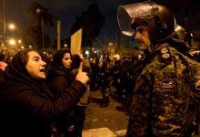 Protestas en Irán destrozan la imagen de un país unido 5