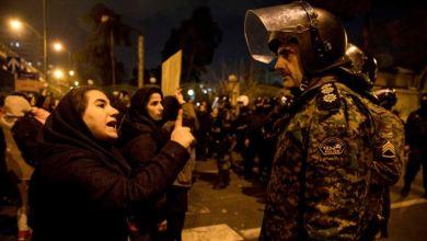 Protestas en Irán destrozan la imagen de un país unido 6