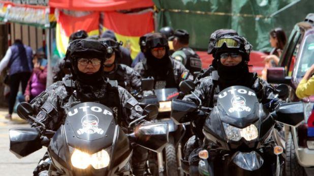 Tensión en Bolivia por despliegue militar en las calles 1