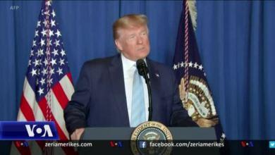 """Photo of Trump a Irak si expulsa sus tropas: """"Les aplicaremos sanciones que no han visto nunca antes"""""""