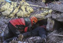 Turquía busca sobrevivientes, confirma 35 muertos en sismo 5
