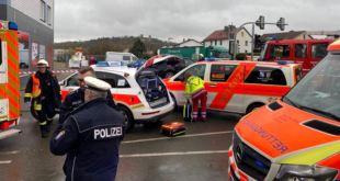 Alemania: Al menos 30 heridos por vehículo que embiste multitud 3