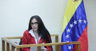 """Colombia exige a Maduro parar el """"show mediático"""" y entregar a excongresista prófuga 2"""