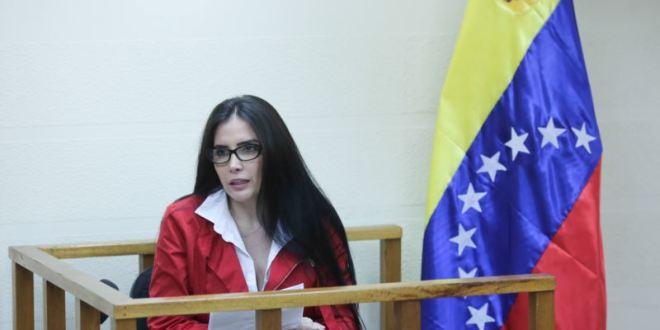 """Colombia exige a Maduro parar el """"show mediático"""" y entregar a excongresista prófuga 1"""