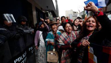Denuncian detención de apoderada de Evo Morales y ocupación de documentos legales 5