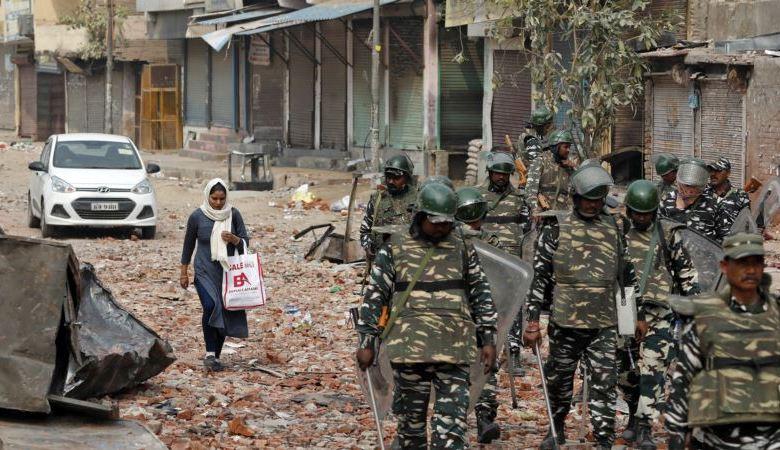 Disturbios en Nueva Delhi dejan ya 19 muertos 1