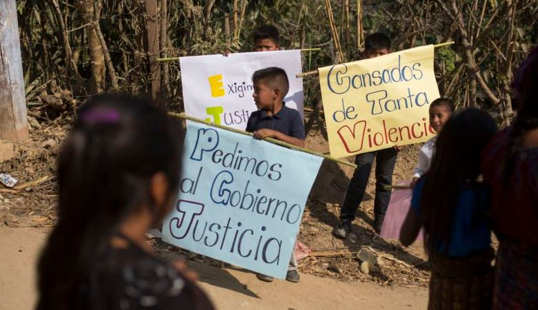 Guatemala: joven que cree fue secuestrado busca a su familia 1